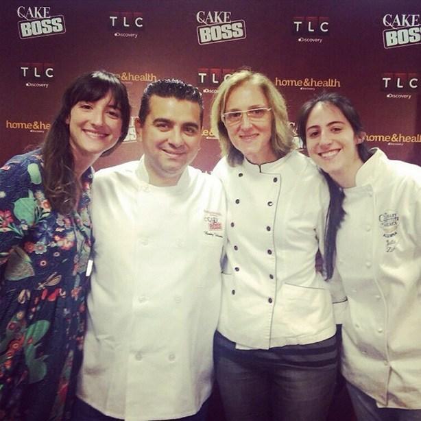 Cake Boss e Confeitaria da Luana | Confeitaria da Luana