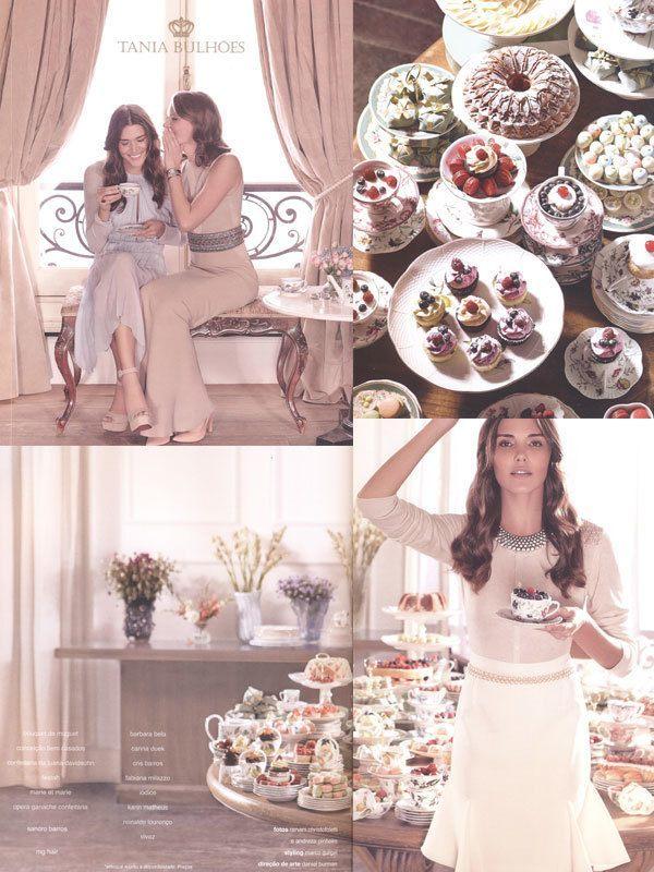 Cupcakes para Tânia Bulhões | Confeitaria da Luana