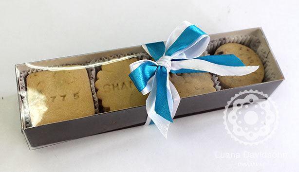 Biscoitos Amanteigados para Rosh Hashaná | Confeitaria da Luana