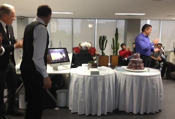 Aniversário do Presidente da Y&R | Confeitaria da Luana