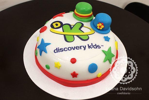 Bolo Patati Patata para Discovery Kids | Confeitaria da Luana