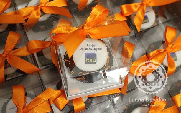 Cupcakes para Uniclass Digital | Confeitaria da Luana