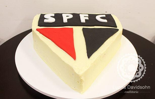 Bolo do São Paulo Futebol Clube