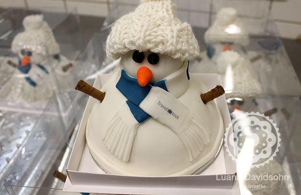 Presentes de Natal Personalizados | Confeitaria da Luana