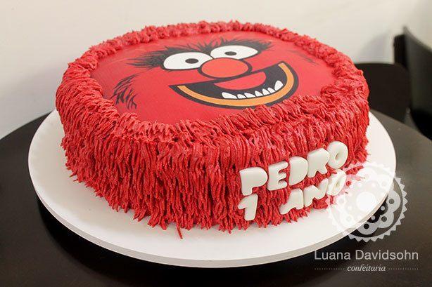 Bolo do Elmo para o Pedro | Confeitaria da Luana