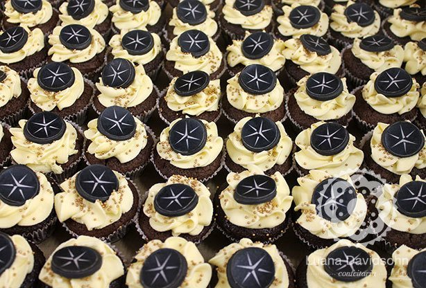 Cupcakes Inauguração Loja