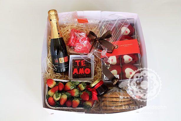 Kit Dia dos Namorados | Confeitaria da Luana