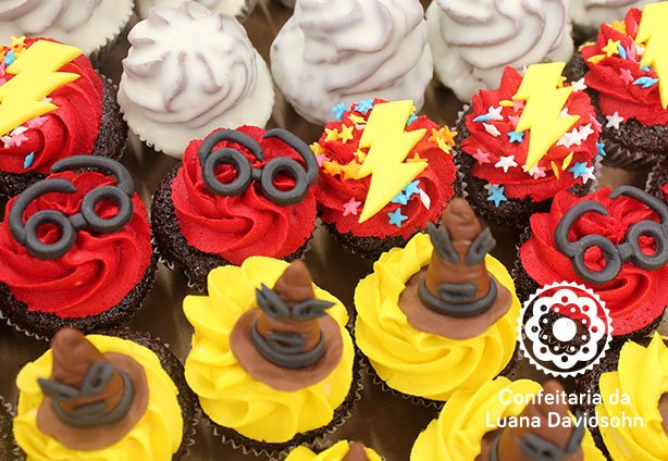 cupcakes do harry potter