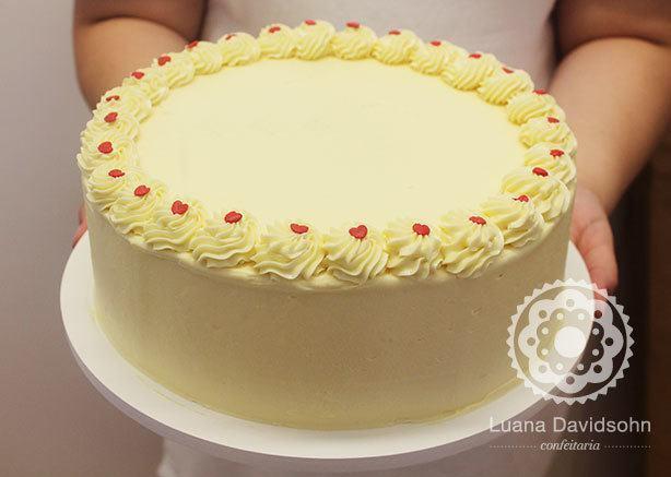 Receita Buttercream Americano Clássico | Confeitaria da Luana