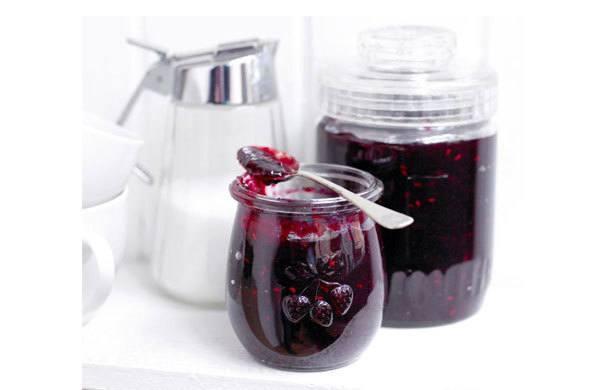 Receita de Geleia de Frutas Vermelhas | Confeitaria da Luana