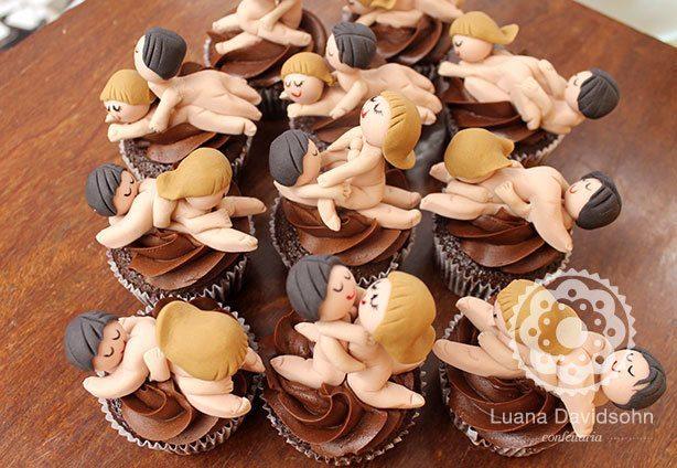 Cupcake Kama Sutra | Confeitaria da Luana