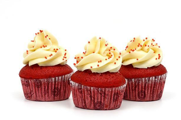 Receita Cupcake Red Velvet | Confeitaria da Luana