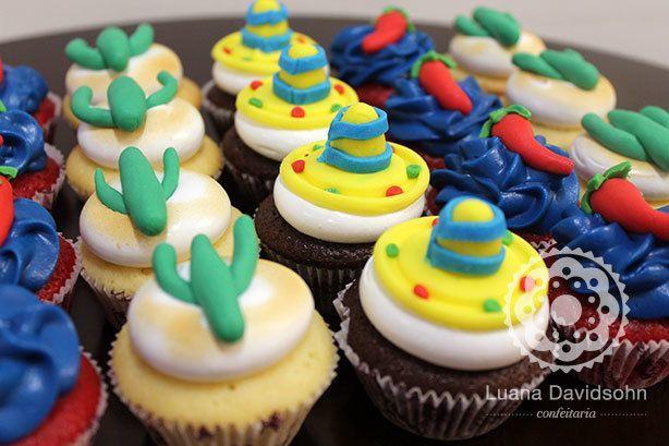 cupcake festa mexicana bd733f4ac36