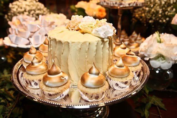 cupcakes mesa de doces