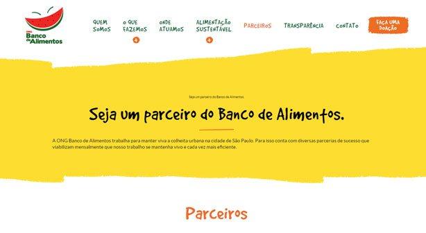 Confeitaria da Luana e ONG Banco de Alimentos