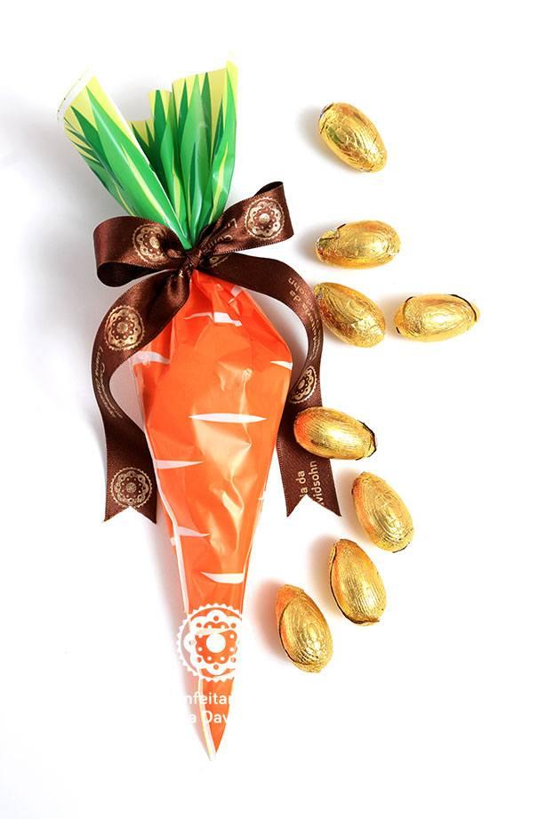 Ovinhos de Chocolate para Páscoa | Confeitaria da Luana