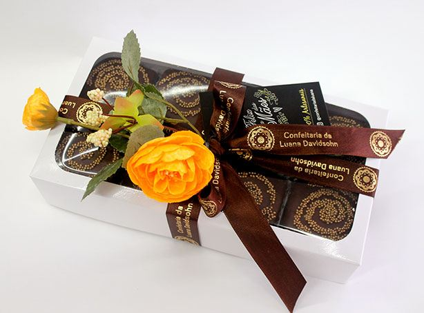 Pão de Mel Dia das Mães | Confeitaria da Luana