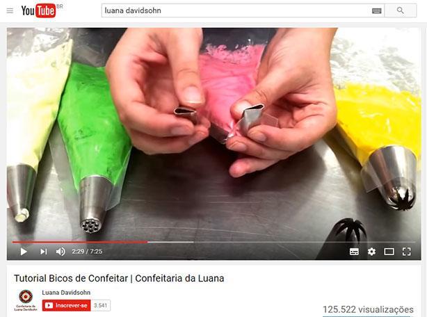 Tutorial Bicos de Confeitar | Confeitaria da Luana