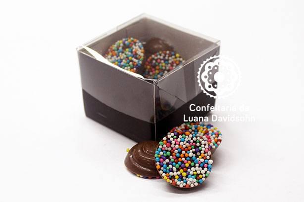 chocolate dragê