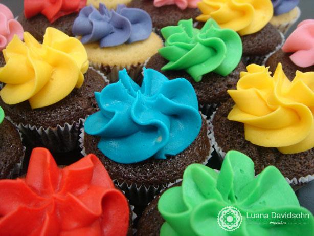 História do Cupcake | Confeitaria da Luana