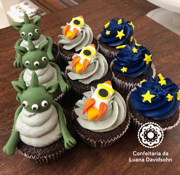 Cupcake ET | Confeitaria da Luana