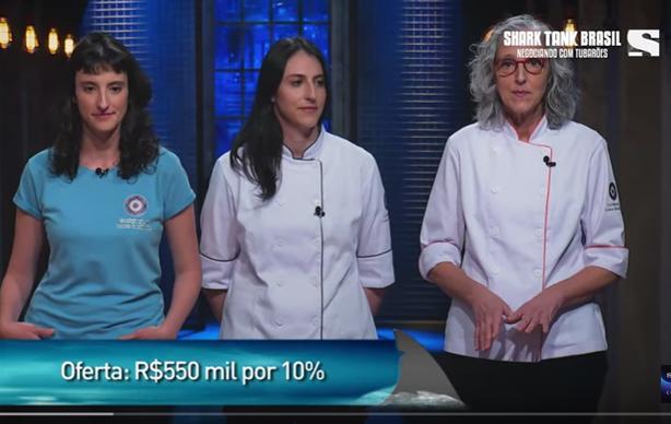 Confeitaria da Luana Shark Tank Brasil
