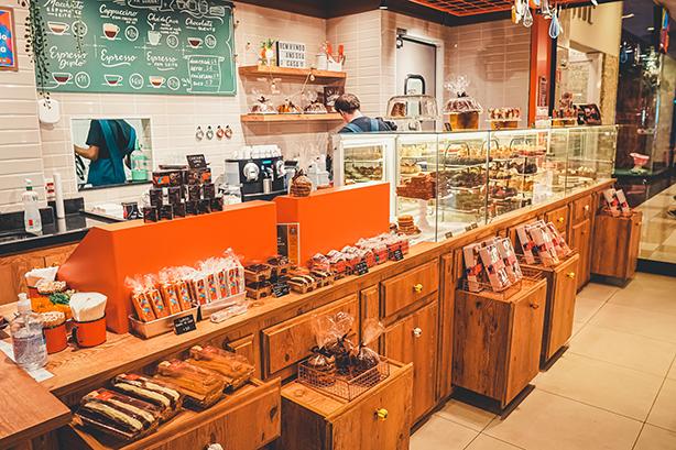 Franquia de loja de doces | Confeitaria da Luana