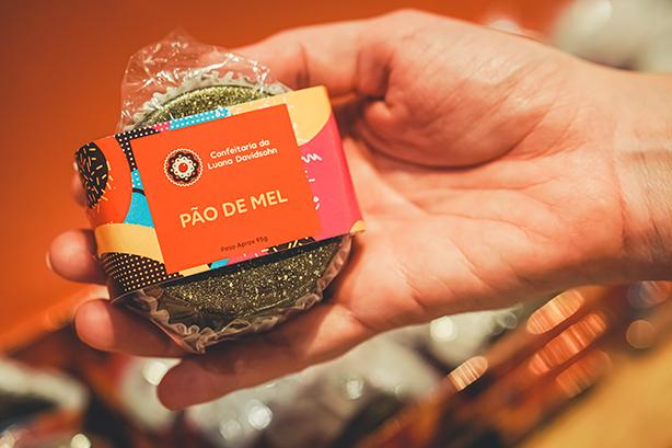 Pão de Mel | Confeitaria da Luana