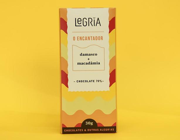 Chocolate vegano damasco e macadâmia   Confeitaria da Luana