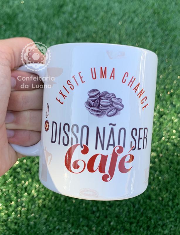 Caneca Café | Confeitaria da Luana